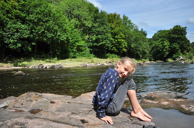 River Usk, Llangynidr