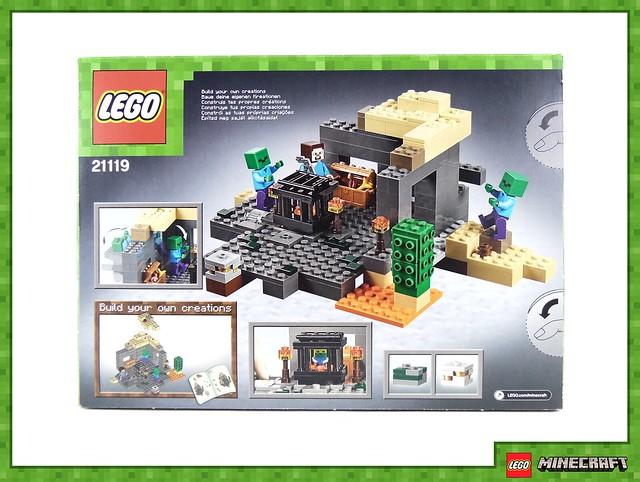 Review - 21119 LEGO Minecraft The Dungeon από EUROBRICKS 19839997326_ac438f9b2f_z
