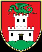 Ljubljana coat of arms