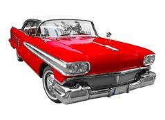 1957 chevrolet(0.0), chevrolet bel air(0.0), convertible(0.0), model car(1.0), automobile(1.0), automotive exterior(1.0), vehicle(1.0), sedan(1.0), land vehicle(1.0), luxury vehicle(1.0),
