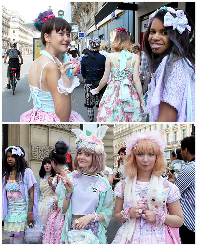 Fashion Walk Cuties