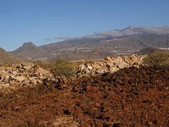 Teide from El Fraile