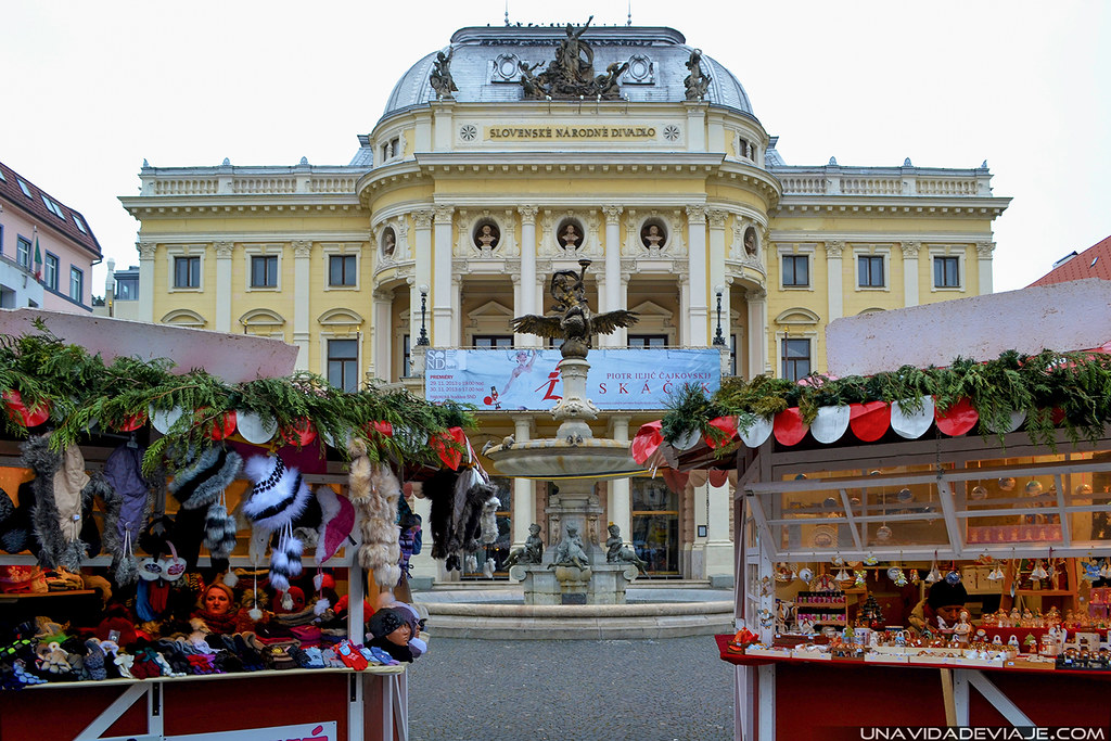 Bratislava Teatro Nacional