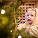 Perplexed by the first ever Christmas tree by Simon Wiffen