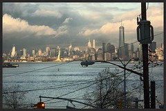 Gotham from the Rock