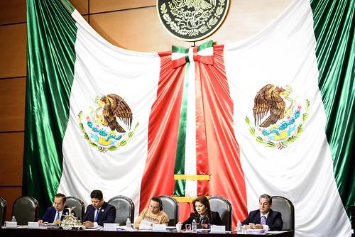 El día martes 17 de enero de 2017 la Comisión Permanente sesionó en el Salón de Legisladores de la H. Cámara de Diputados.
