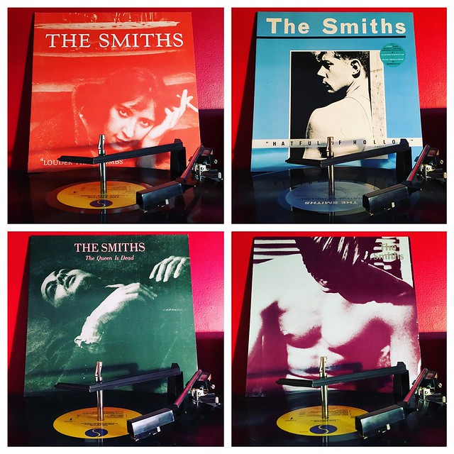 Turntable: The Smiths