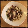 #Pasta #mushrooms #peas #pancetta #homemade #CucinaDelloZio -