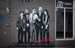 Urban Art - The Usual Subjects