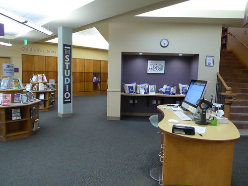 service desk - Smoky Hill Library
