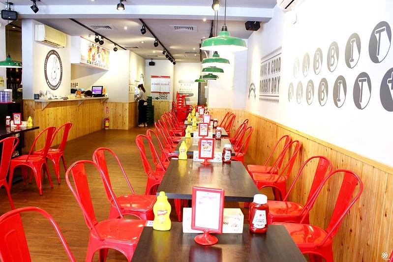 兔子兔子美式餐廳板橋府中店 (4)