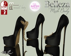 99L -mL- Leisa Shoes - black