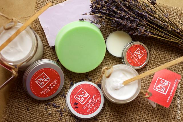 02 PeNa Ukrainian hand made cosmetics