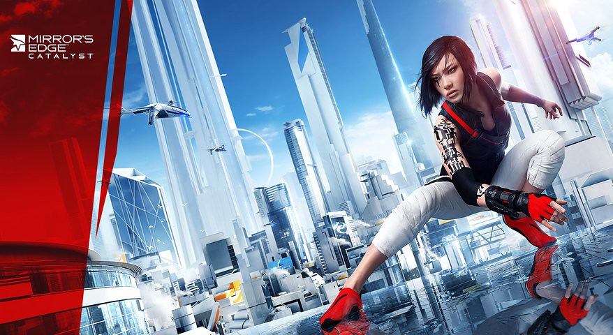"""Mirror's Edge: Catalyst announced, is """"not a sequel"""""""