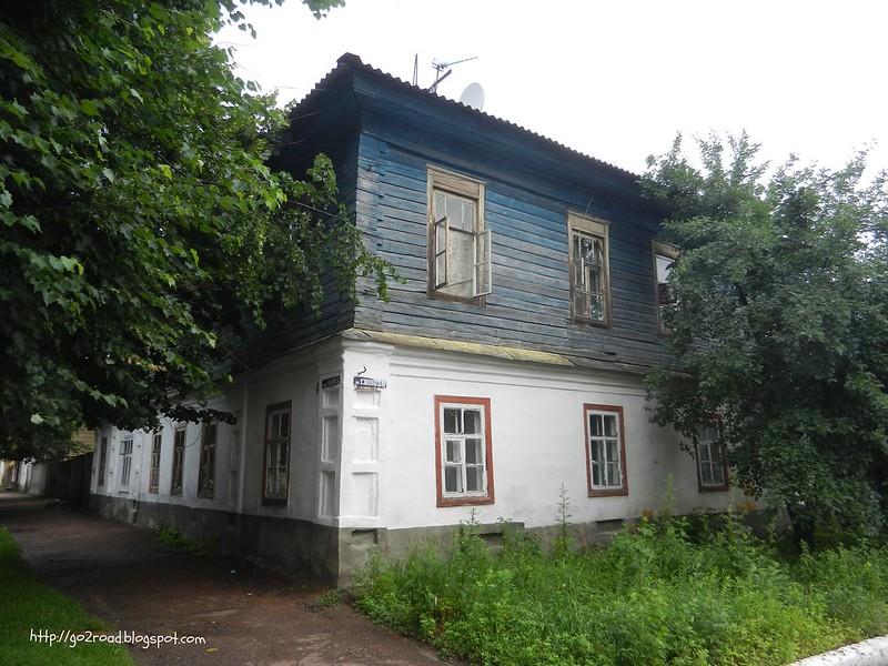 Дома, Новгород-Северский