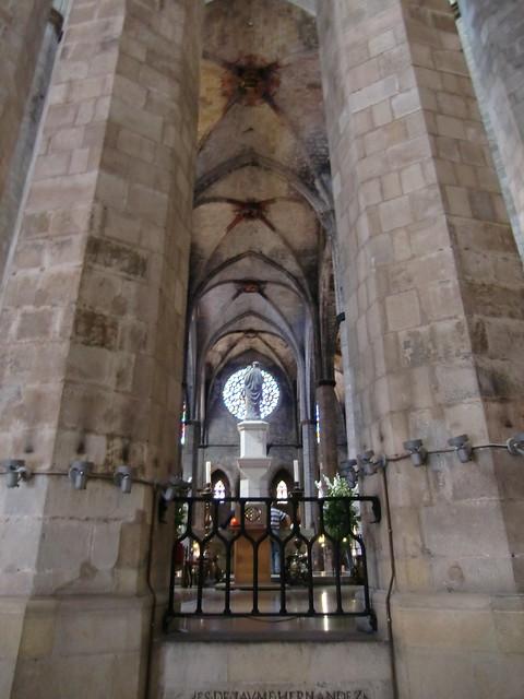 Basílica de Santa María del Mar (Barcelona)
