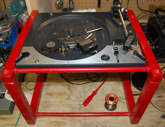 turntable work table