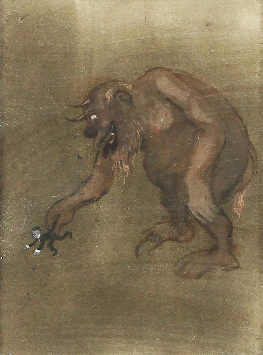 Ivar Arosenius - Ogre