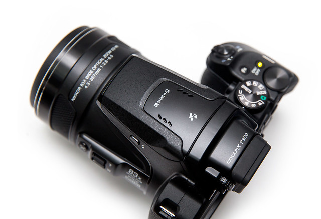 Nikon Coolpix P900 挑戰巨砲!83x 光學變焦!24-2000mm 等效怪物 @3C 達人廖阿輝