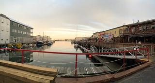 Maine - Portland pier