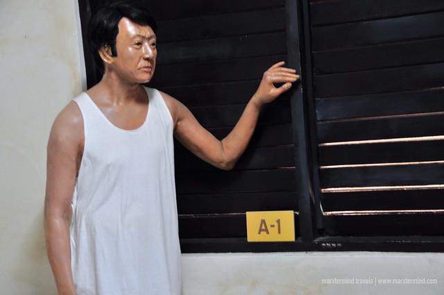 Detention Facility of Aquino