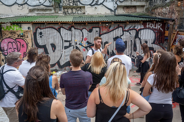 Alternative East London Walking Tour