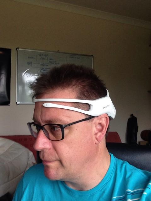 Emotiv headset