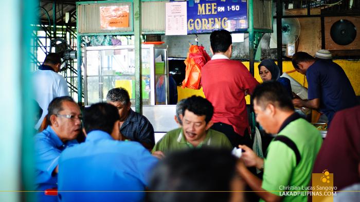 Hassan's Mee Goreng Melaka