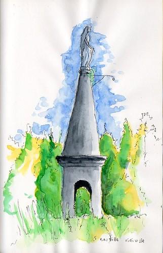 Saint Baudille-Viriville
