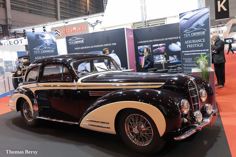 [75][04 au 08/02/2015] 40ème Salon Retromobile - Page 14 20117904935_5193964bfe_c