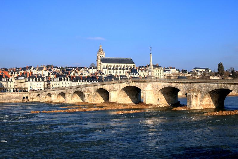 Blois et la Loire