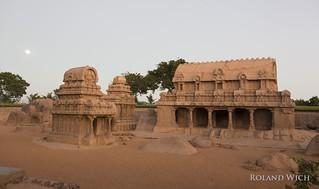 Mahablipuram - Pancha Rathas