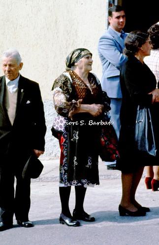 Gimigliano (CZ), 1977, Pellegrinaggio e festa per la Madonna di Porto.