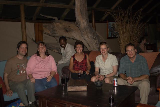 Our Kwara safari group
