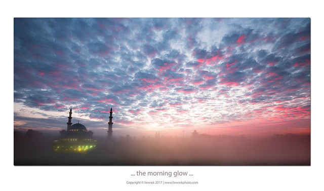 ... the Morning Glow ...
