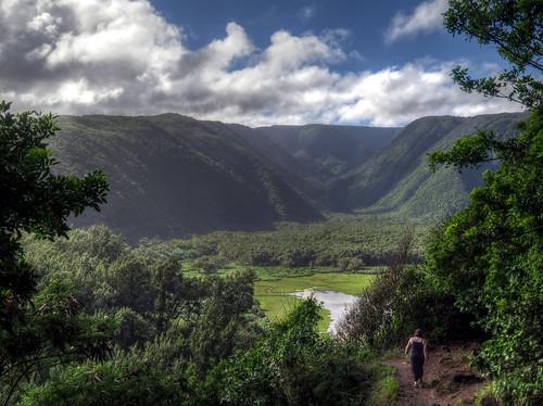 hawaii bigisland kohala hdr photomatix landscape pololuvalley
