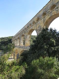 Image of Pont du Gard.