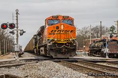 BNSF 6431   GE ES44AC   NS Memphis District