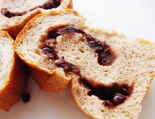 雲林樂米工坊教你做米麵包-米麵包、米吐司製成圖解版-紅豆