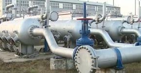 Україна не використовує російський газ