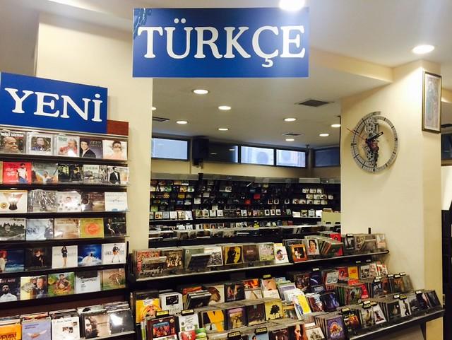 türkçe CD