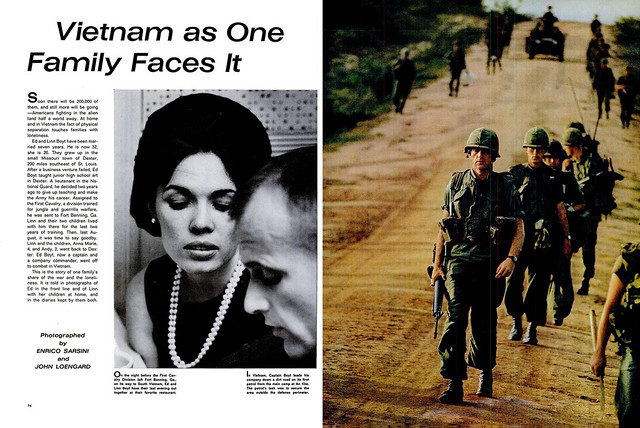 LIFE Magazine Dec 10, 1965 (1) - Vietnam as One Family Faces It