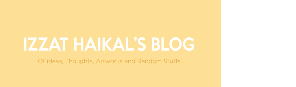 Izzat Haikal's Blog