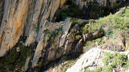 Le site de la source de Vetta di Muro
