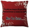 Amore Angelic Sister Cushion Cover