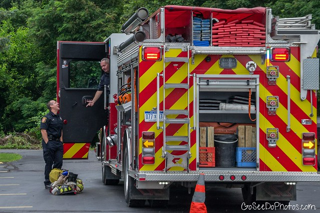 Firefighter Visit 44/100