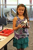 Family Robotics Freestyle @ Parr Library 7/30/2015