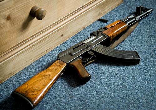 AK47 Type III 1955