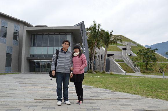 台東大學知本校區圖書館06