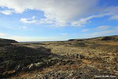 Sur la route du glacier Sólheimajökull, Islande